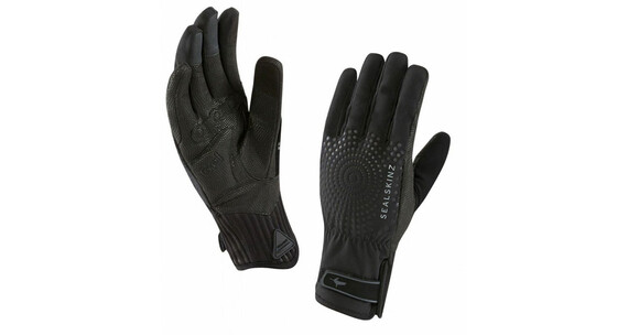 SealSkinz W's All Weather XP Cycle Glove Black/Black